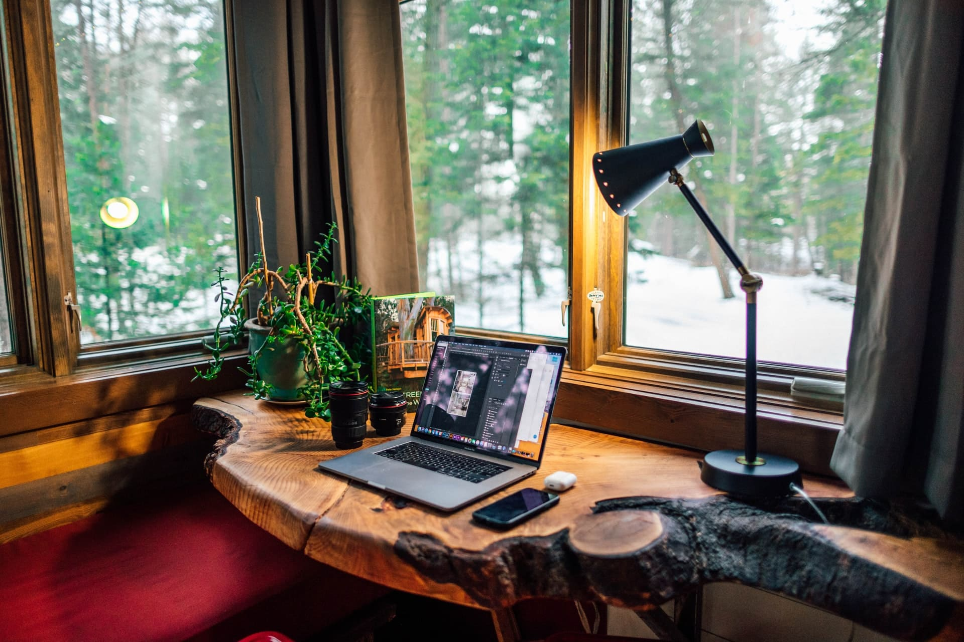 Home Office Working Desk
