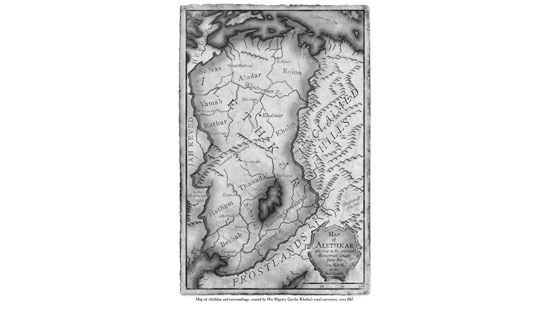 Map of Alethkar